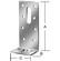 070919000 - VORMANN DERÉKSZÖGŰ LEMEZ  70919 110X35X40 MM 50 DB - CE-tanúsítvánnyaltüzihorganyzottfaszerkezetek csapolás nélküli kialakításáhozgyűrűsszeggel rögzítendő