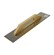13A248 - ACÉL FELHÚZÓ TOPEX 13A248 480 MM RM - TOPEX 130 mm hosszú egyenes simító. Ragasztók, habarcsok, vakolatok felvitelére és elsimítására szolgál. Munkafelülete kiváló minőségű rozsdamentes acélból készül. A kézreálló fa markolat jól fekszik a tenyérben, növelve a munkavégzés kényelmét. A TOPEX márka ezermestereknek készül.
