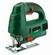 52G057 - DEKOPÍRFŰRÉSZ VERTO 52G057 710 W - A VERTO 710 W-os, a vágási vonal megtartását megkönnyítő lézerkitűzővel felszerelt szúrófűrész (kat. sz. 52G057) egy szolid, praktikus szerszám fa, fém és műanyagok precíz és gyors vágásához. A vágásmélység 7-80 mm. Pontos ferdevágás végezhető vele jobbos vagy balos talpdöntéssel 0° és 45° közötti tartományban. A szúrófűrész pengéjét ellenálló polikarbonátból készült átlátszó borítás védi. Az ergonómikus, beépített indítókapcsolóval felszerelt markolat a növeli használati kényelmét. Integrált porelszívó rendszerrel van felszerelve. A vele szállított tartozékok közé tartozik a szerelőkulcs, a párhuzamvezető és a fűrészpenge. A CE tanúsítvány igazolja az európai biztonsági normáknak való megfelelést. A VERTO márka ajánlata elektromos kéziszerszámokat és tartozékokat tartalmaz az ezermesterek számára.