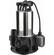 59G449 - SZIVATTYÚ SZENNYVÍZ GRAPHITE  59G449 900W - A GRAPHITE 900 W teljesítményű búvárszivattyú (kat. sz. 59G449) tiszta és szennyezett víz szivattyúzására alkalmas, a szennyeződések mérete nem lehet nagyobb 20 mm-nél. A szivattyú vízszállítási teljesítménye 17000 liter/óra. Rozsdamentes acél kivitel, I. érintésvédelmi osztály, IP68 védettségi fok. A max. üzemi merülési mélység 8 m, a vízszállítási magasság pedig max. 9 m. Rendelkezik automatikus, vízszintfüggő be- és kikapcsolási funkcióval. Hosszú vörösréz hálózati csatlakozókábellel és hordfogantyúval van felszerelve. A szivattyú nem használható élelmiszer célú víz szállítására. A búvárszivattyúhoz mellékelt tartozékok: csonkok, csatlakozók, vakdugók. A CE tanúsítvány bizonyítja az európai szabványoknak való megfelelést.