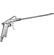 12-542 - PNEUMATIKUS PISZTOLY NEO 12-542 - NEO alumínium lefúvató pisztoly. Praktikus füllel a felakasztáshoz. Általános felhasználású lefúvató szerszám műhelyekbe, többek között szűrők tisztításához, szennyeződések lefúvatásához, sűrített levegős szárításhoz. A CE tanúsítvány bizonyítja a szerszám kiváló minőségét. A NEO márka a professzionális igényeket is kielégíti.
