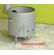 20113068 - ÜSTHÁZ 31-ES /6-10 L/ - Fekete színű  Származási ország: Magyarország Anyaga: acél
