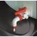 20/1S - SZÜRETELŐKÁDHOZ CSAP 1˝ - Származási ország: Magyarország Anyaga: Műanyag