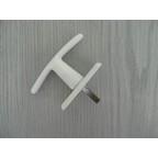 039900 - ABLAK T KILINCS EL 66/6 FEHÉR/10 DB -