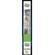 SZH SZALAG - SZÚNYOGHÁLÓ AJTÓRA(4R)100X220 CM FEHÉR/FEKETE -