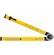 30C321 - SZÖGMÉRŐ TOPEX 30C321 2x500 mm 2 libellával - A TOPEX állítható szögmérő néhány mérőeszközt összeházasító szerszám. Része a 0°- 270° tartományú szögmérő, az 500 mm hosszú vízszintező két libellával, az 50 cm-es acélvonalzó, és asztalos ceruza is felerősíthető rá, így körzőként is használható. A szorítócsavar megkönnyíti a szögmérést. A TOPEX márka ezermestereknek készül.