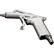 12-540 - PNEUMATIKUS PISZTOLY NEO 12-540 - NEO alumínium lefúvató pisztoly. Praktikus füllel a felakasztáshoz. Általános felhasználású lefúvató szerszám műhelyekbe, többek között szűrők tisztításához, szennyeződések lefúvatásához, sűrített levegős szárításhoz. A CE tanúsítvány bizonyítja a szerszám kiváló minőségét. A NEO márka a professzionális igényeket is kielégíti.
