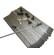 PLCS/6x420 - PALACSAVAR FÉMHEZ 6X420/100 DB - tartozékkal
