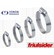 3801001203200 - CSŐBILINCS  20-32/12 MM W2+ FRIULSIDER/100 DB - INOX
