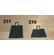 FD211 - KAPA HEGESZTETT 35 DKG SZÖGLETES FD211 - Nyél nélkül szállítjuk, kispancsovai kapanyél való hozzá.