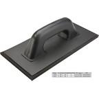 13A321 - GUMIS SIMÍTÓ TOPEX 13A321 260X130MM 4 mm - A TOPEX gumis simító csempe, terrakotta fugázásánál talál alkalmazásra. Kiváló minőségű műanyagból készül. Munkafelülete gumival borított. A termék kis tömege és a kézreálló markolat biztosítja használati kényelmét. A TOPEX márka ezermestereknek készül.